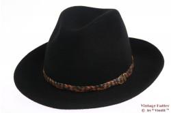 Outdoor hoed Canda zwart 60 [als nieuw]