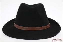 Outdoor hat Lodenhut black 59,5