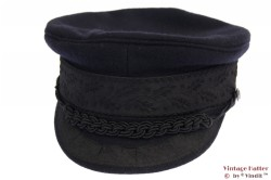 Captain's cap Prinz Heinrich dark blue 56