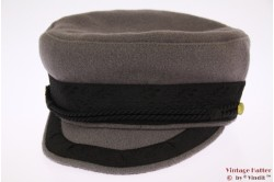 Captain's cap grey 56