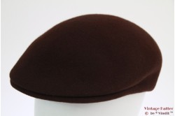 Flatcap Union Brand brown 59