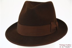 Fedora Stetson Royal brown 55