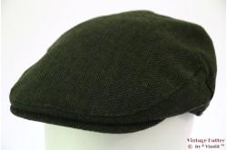 Flatcap Hawkins herringbone green 60 [new]