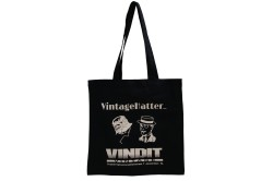 VintageHatter - Cotton Bag