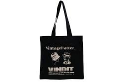 VintageHatter - Katoenen tas